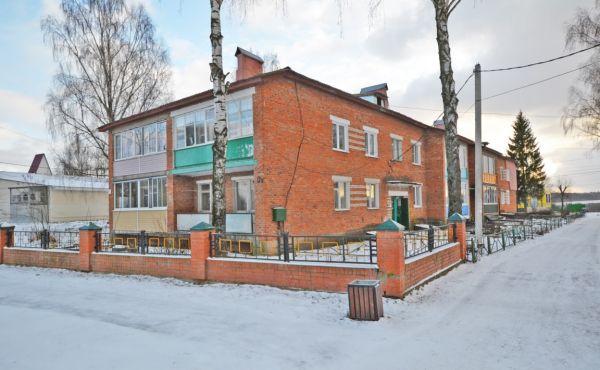 2-комнатная квартира улучшенной планировки в Волоколамском р-не
